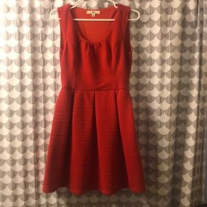 Little Red Dress from Modcloth